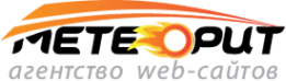 Логотип компании Метеорит