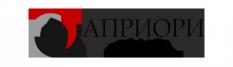 Логотип компании Априори-Строй