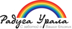 Логотип компании Радуга Урала