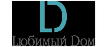 Логотип компании Любимый дом