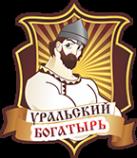 Логотип компании Уральский богатырь