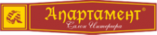 Логотип компании Апартамент