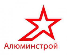 Логотип компании Алюминстрой филиал Челябинск